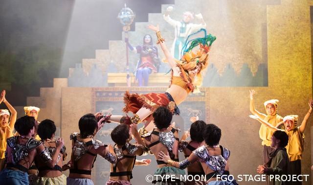 """""""浪速のロッキー二世""""赤井沙希が舞台『Fate/Grand Order』にルチャを愛する女神として降臨!プロレス仕込みのアクションシーンに会場は驚嘆!"""