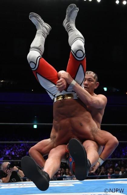 引退を控えた獣神サンダー・ライガーが鈴木みのるとの因縁決着戦に敗北も「俺は諦めん!俺と鈴木のシングル組め!」