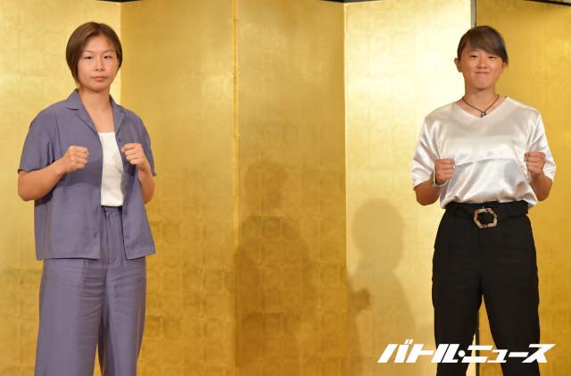 浅倉カンナがRIZIN初参戦の19歳・古瀬美月と対戦決定!「年下は初めて」