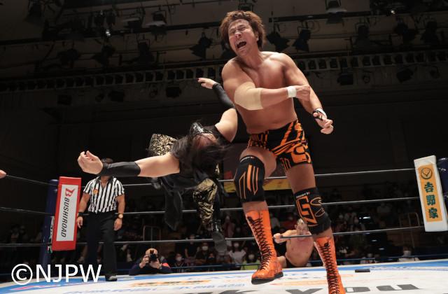 小島聡が『KOPW2020』へ参戦表明もエル・デスペラードが「スタン・ハンセンの真似しただけのパチモンのクローズライン」と嘲笑!