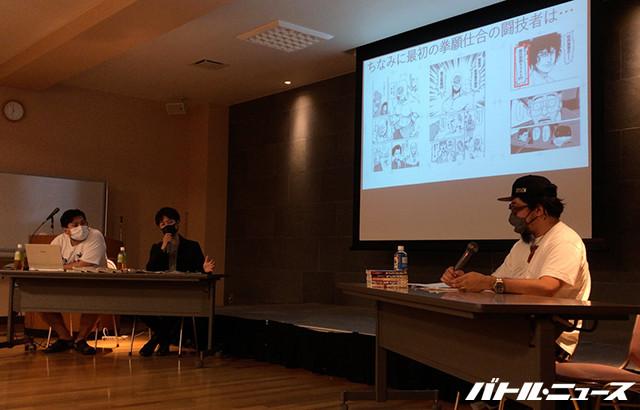 RIZINやNOAHとのコラボを行った『ケンガンアシュラ』原作者が神田明神で「マンガと歴史文化の再構築」を語る!