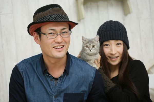 大人のネコ好き男女に出会いの場、保護猫カフェで「にゃん婚パ」が開催