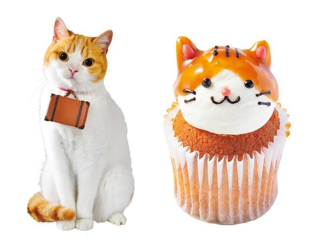 猫のにゃらんがお弁当やスイーツに変身ニャ!東京駅のエキナカ施設でじゃらんフェアが開催