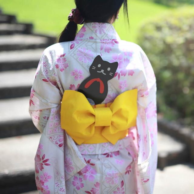 浴衣にぴったりな猫のうちわがもらえる!「にゃらげた」が夏季限定キャンペーンを開催中