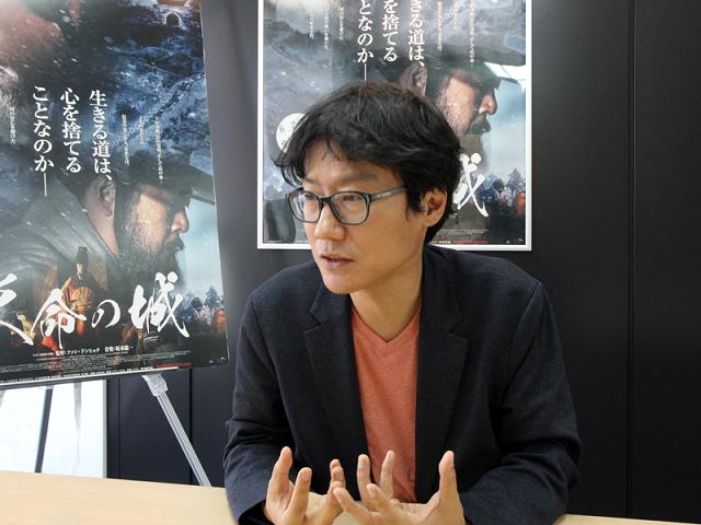 坂本龍一さんが韓国映画初参加!『天命の城』ファン・ドンヒョク監督インタビュー