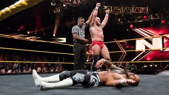 【WWE】リコシェ、ドリームの裏切りで敗戦