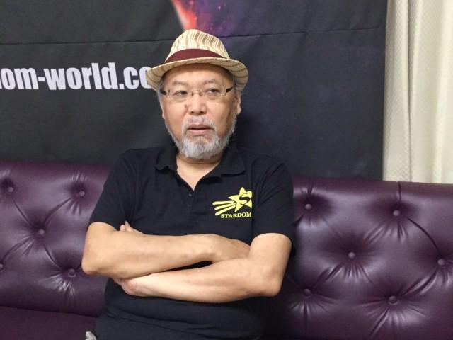 女子プロ界きっての名伯楽、スターダム ロッシー小川社長に現在・過去・未来についてロングインタビュー①