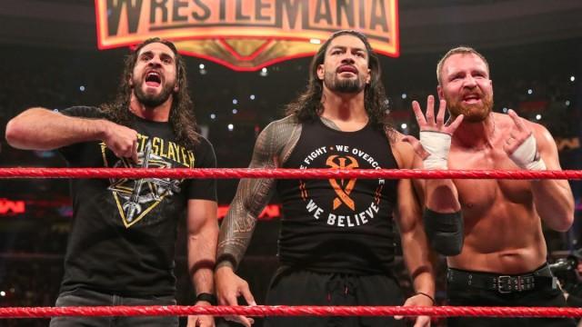 【WWE】ザ・シールド再結成!!レインズの復帰戦はPPV「ファストレーン」に決定!