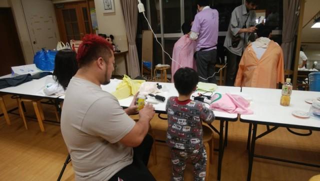 【ZERO1】火野裕士、ZERO1所属後初の仕事は『児童保護施設訪問』