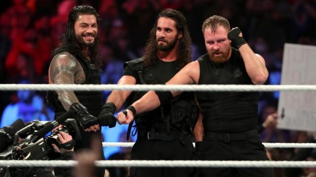 【WWE】レインズがリング復帰!ザ・シールドが激戦を勝利で飾る