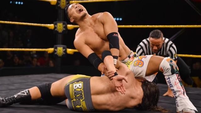 【WWE】KUSHIDAが王者コールに無念の惜敗