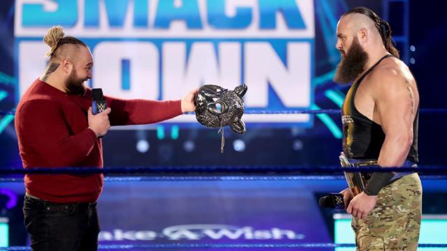 【WWE】ストローマンがワイアットファミリー入りを拒否「お前はパペットと遊んでろ」