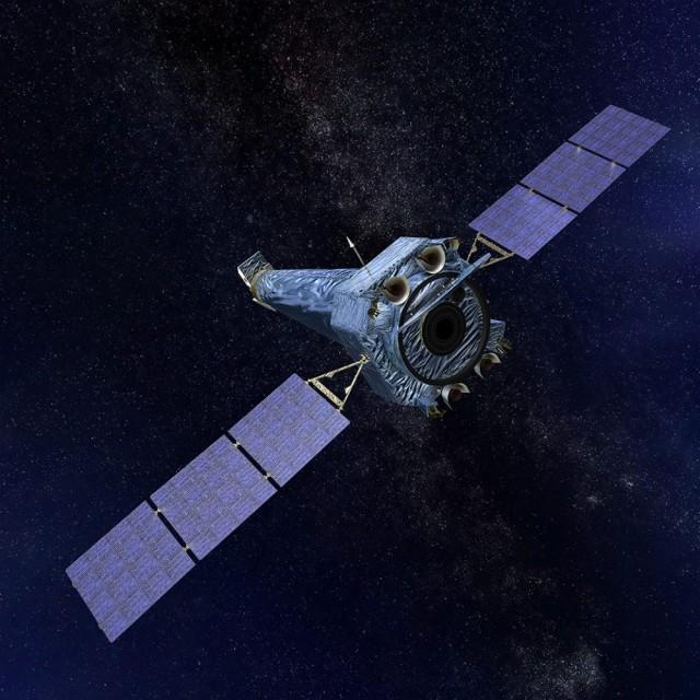 チャンドラX線観測衛星もセーフモードへ。ジャイロスコープ関連の問題か