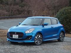 【新車のツボ137】スズキ・スイフト、安い、軽い、速い(軽いから)の三拍子