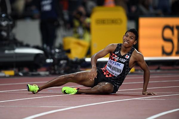 記録よりも勝つこと。サニブラウンが教えてくれた「短距離走の本質」