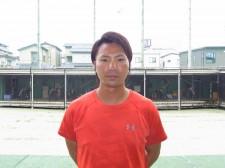 石川ミリオンスターズの練習生としてリハビリの日々を送っている一二三慎太