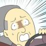 【漫画】高齢ドライバーの巻