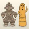 【漫画】「土偶」と「埴輪」の違い