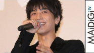 岩田剛典、NAOTOとバトル「照れくさかった」