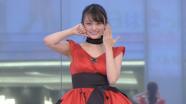 山地まりがデビューシングル発売イベントで「明日はきっといい天気」を熱唱!