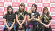 SILENT SIREN に夏生のん(さくらシンデレラ)がインタビュー!<COUNTDOWN JAPAN 17/18>