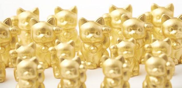 大丸東京店に100以上の猫グッズが集合!保護猫のパネルも展示中ニャ