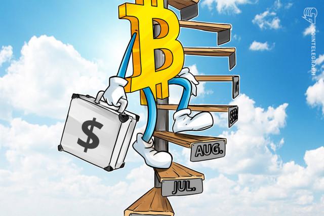ビットコイン価格は年末に45万ドル?13万5千ドルは「最悪のシナリオ」=PlanB