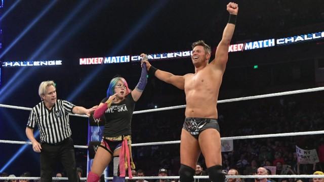 【WWE】ミズ&アスカがMMCシーズン2準決勝進出