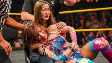 【WWE】カイリ、最後のNXT女子王座戦でタイトル奪取ならず