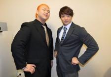 【プロレスインタビュー】「ノーチラス 上野勇希&吉村直巳がD王GPでの大どんでん返しを予告」