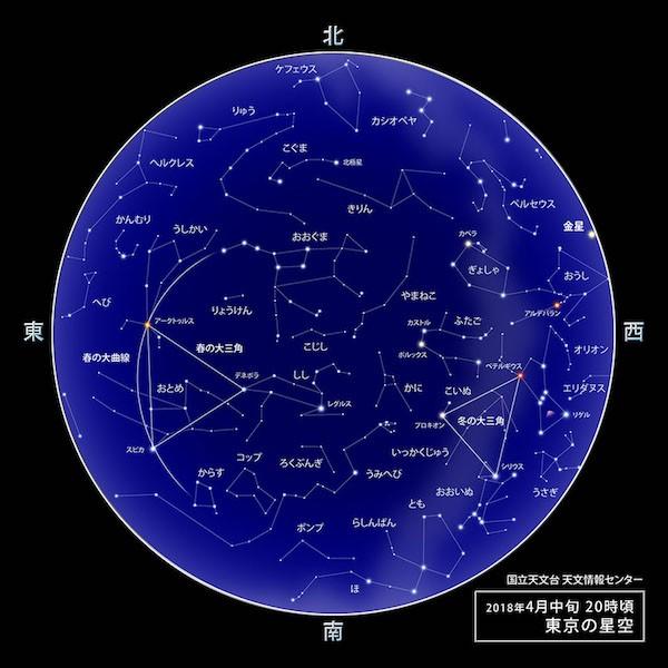 4月23日未明はこと座流星群が極大! 月が沈む未明が見頃