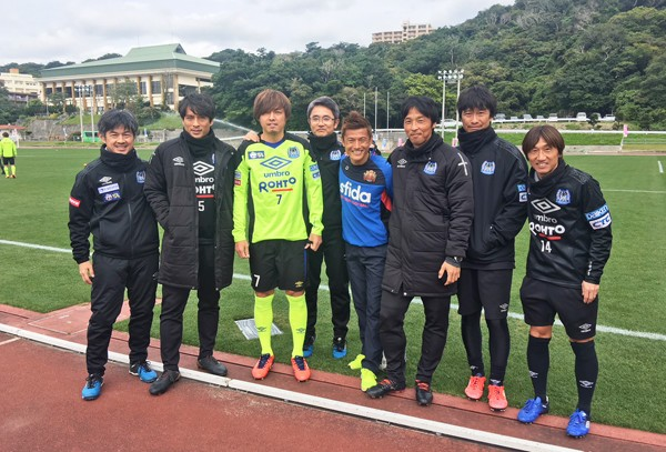 FC琉球に入った播戸竜二「これまでの20年以上のものを得る予感」