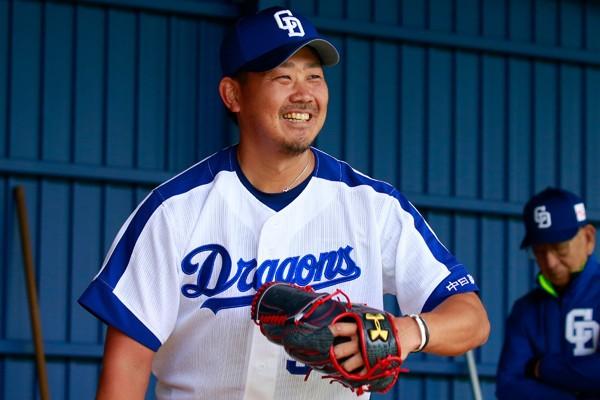 松坂大輔「去年の10月、ある施設で先生が肩をはめてくれたんです」