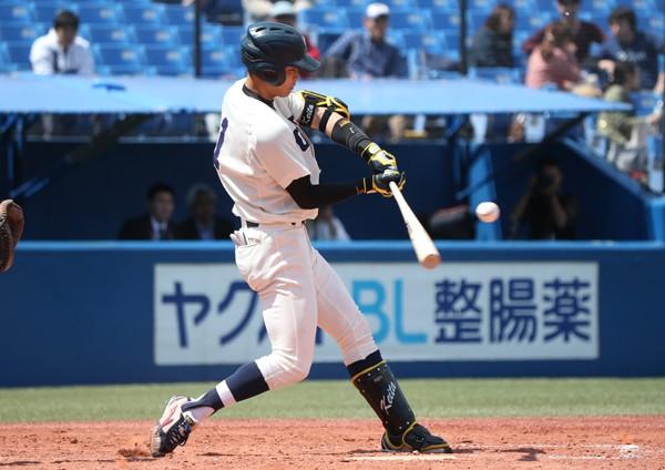 プロ野球「最後のPL戦士」へ。ドラフト候補・中川圭太の溢れる思い