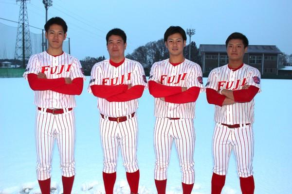 プロ野球を席巻する「富士大」出身の選手たち。なぜ彼らは成功するのか