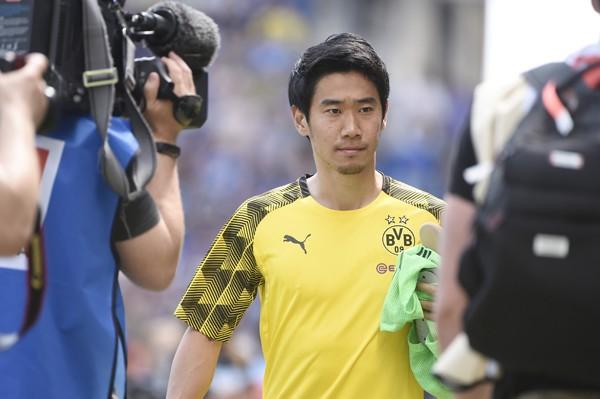 ブンデス日本人8選手を採点。武藤、伊藤は合格も、代表常連たちは…
