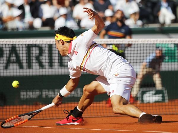 錦織圭は「テニスを楽しんでいるか?」と問われても、もう反発しない