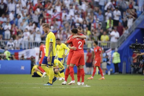 眠れる獅子が目覚めた。イングランドが身につけつつある「真の強さ」