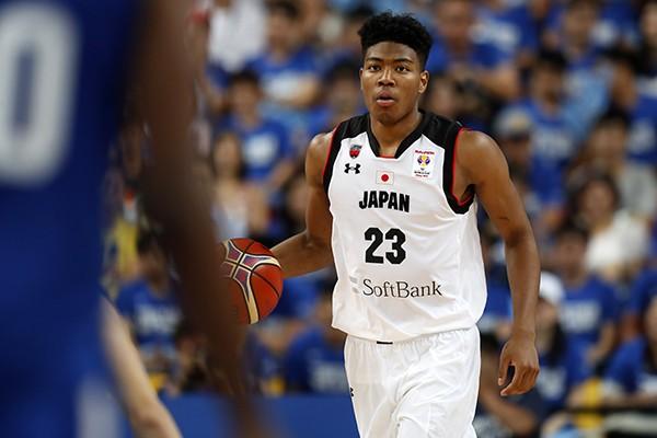 「虎」になった20歳。八村塁が日本男子バスケを変えていく