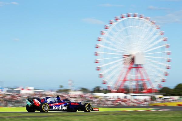 徹底検証。トロロッソ・ホンダはなぜ日本GP決勝で沈んだのか
