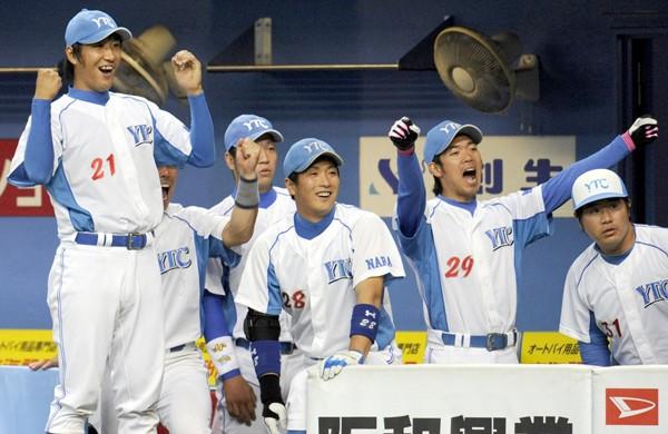 阪神・福留の野次にも負けず。クラブチームの大和高田がジャイキリ達成