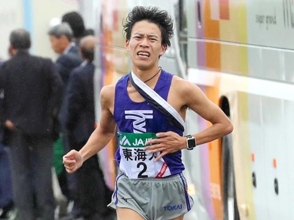 全日本2位の東海大に一筋の光明。エースの復調と駅伝デビューの健闘