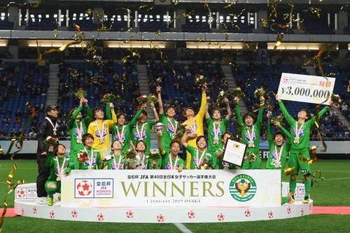 女子サッカー3冠達成。ベレーザが追求する理想のスタイルは超難解だ