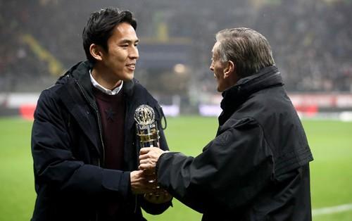 ベスト11に選ばれた長谷部誠。代表引退もモチベーションは変わらず