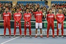 日本男子テニスは「錦織抜き」で十分戦える。デ杯惜敗で見えた光明