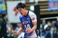 本人に聞く、バレー界期待の「高校生Vリーガー」西田有志とは何者か