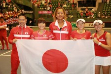 大坂なおみ加入で勢いづく女子テニス日本代表。世界一も十分狙える