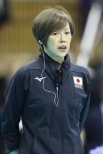 女子バレー中田久美監督が描く、「東京五輪メダル」へのロードマップ