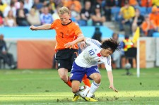 サッカー人生で最も苦しんだ1カ月。中村俊輔は何を考えていたのか