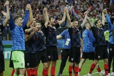 クロアチアのサイドチェンジは美しい。イングランドを下し決勝進出